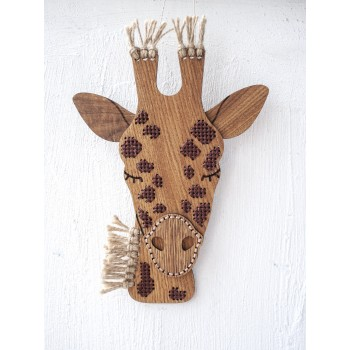 """Набор для создания панно """"Жираф"""""""