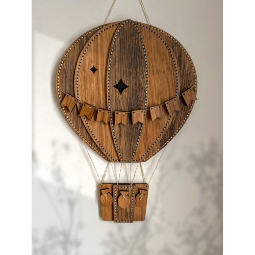 """Набор для создания панно """"Воздушный шар"""""""