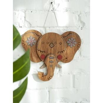 """Набор для создания панно """"Индийский слон"""""""